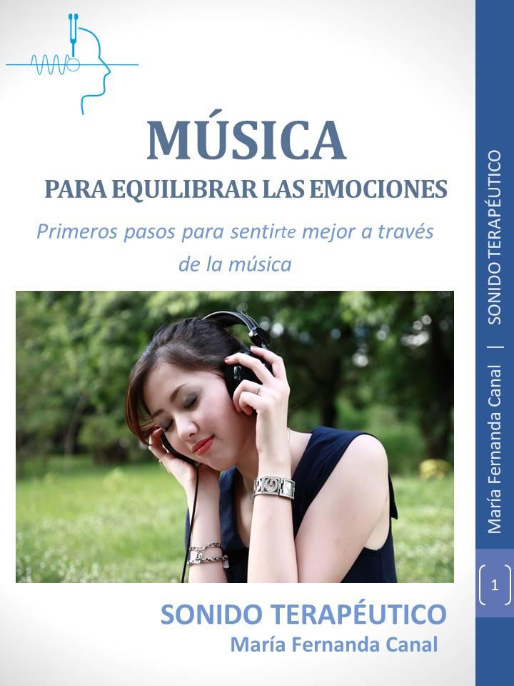 Guía 10 Propuestas musicales para equilibrar tus emociones y estar mejor