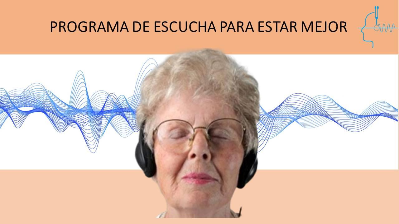Programa Escucha para estar mejor de sonidoterapeutico.com - M Fernanda Canal terapeuta de sonido