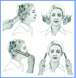 Cóno usar los diapasones terapéuticos Sonido Terapéutico